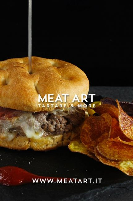 hamburger porta romana - meatart